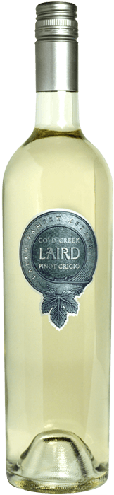 2018 Cold Creek Ranch Pinot Grigio
